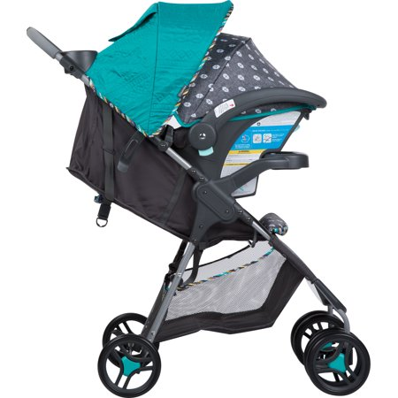 Babideal Bloom Travel System - Feather Boho